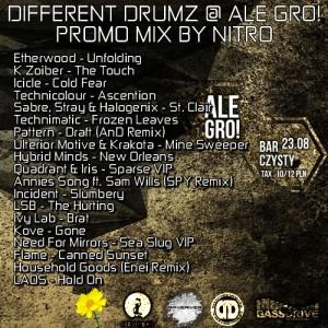 DDz @ Ale Gro Promo Mix - Nitro