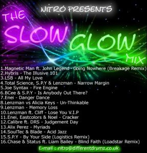 The Slow Glow Mix - Mr Nitro